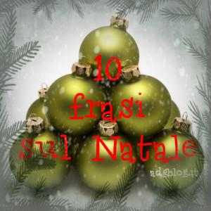 Frasi sul Natale