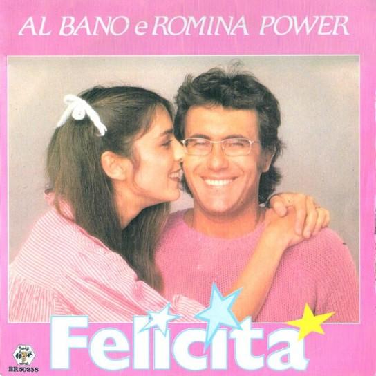Italiano con le canzoni felicit di al bano e romina for Al bano e romina power