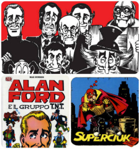 collage alan ford