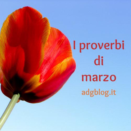 proverbi su marzo