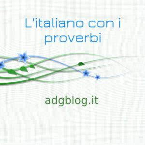 L'italiano con i proverbi
