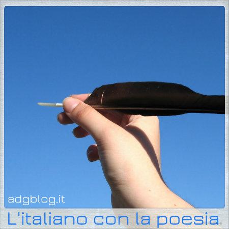 l'italiano con la poesia