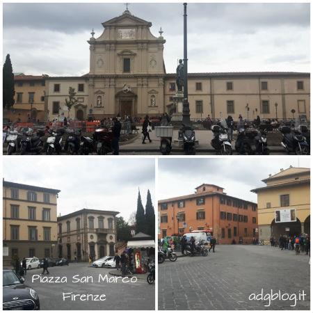 Piazza San Marco Firenze