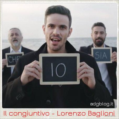 Il congiuntivo - Lorenzo Baglioni
