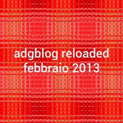 adgblog febbraio 2013