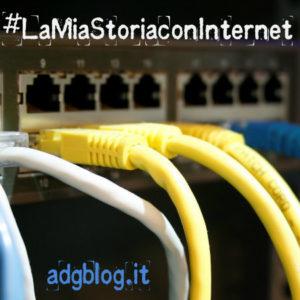 La mia storia con internet