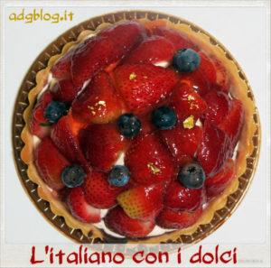 L'italiano con i dolci