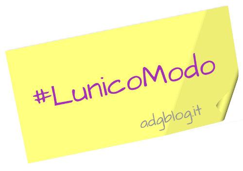 italiano con twitter #lunicomodo