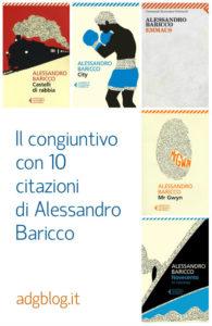 italiano con Baricco