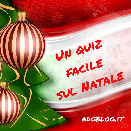 Quiz sul Natale