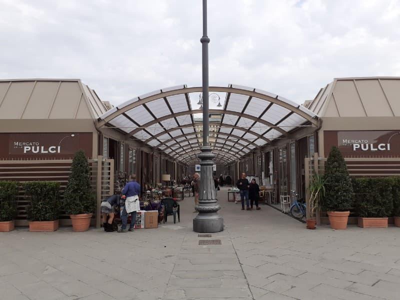 Mercato delle pulci Firenze