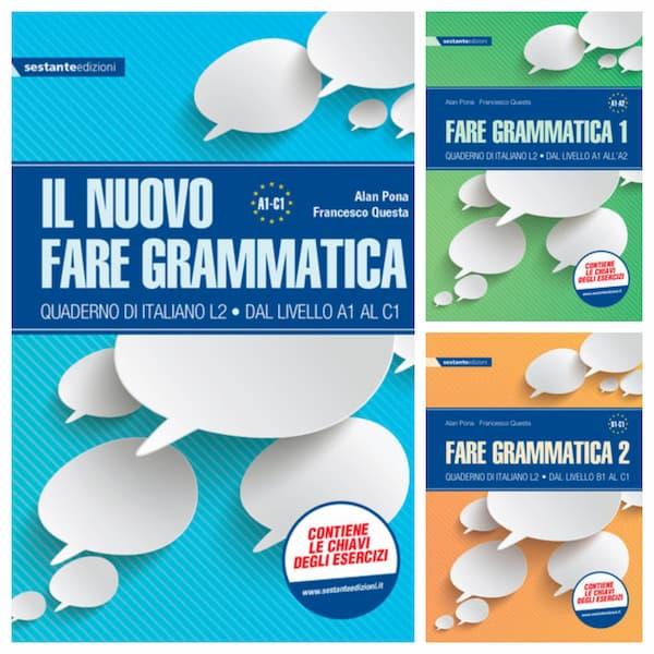 Nuovo fare grammatica - Pona Questa