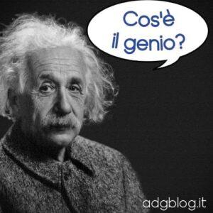 10 frasi sul genio