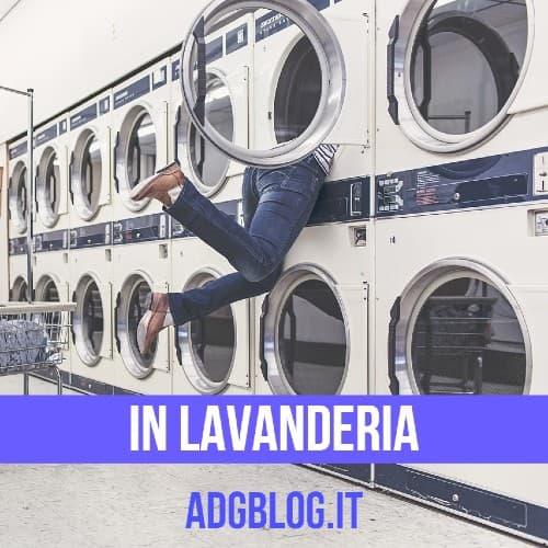in lavanderia
