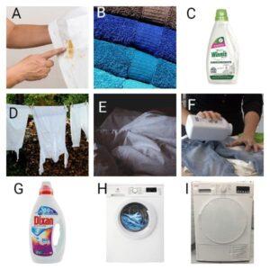 collage lavanderia