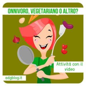 onnivoro o vegetariano