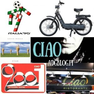 ciao collage